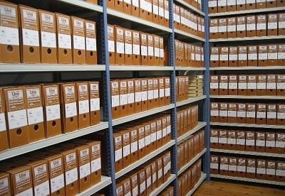 Хранение управленческих документов