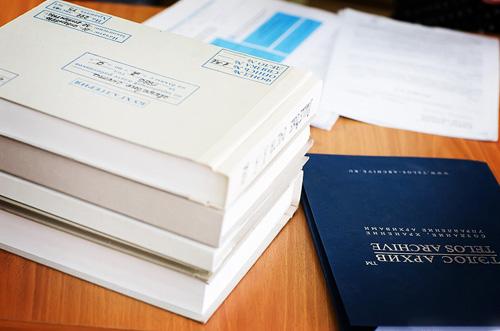 Переплет и реставрация документов