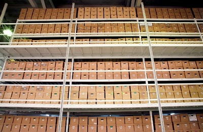 Хранение кадровых документов