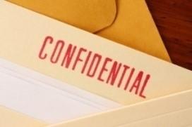 Хранение конфиденциальных документов